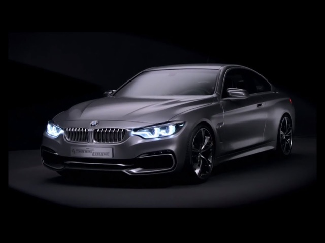 2013 BMW 4 Series Coupé First Commercial BMW Concept Carjam TV HD Car TV Show