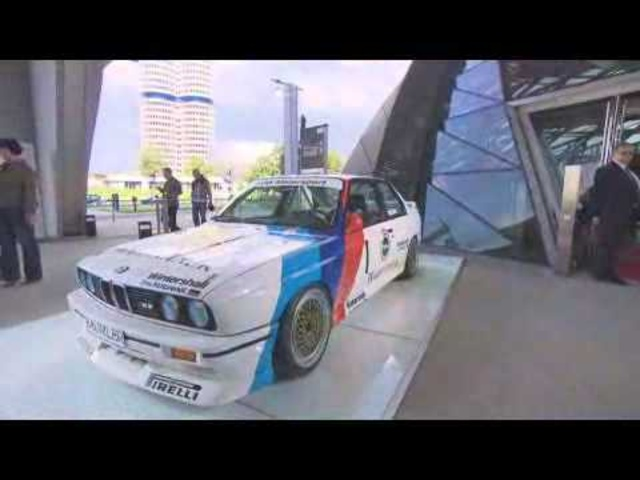 Launch Of New <em>BMW</em> M3 DTM Concept Car 2011 - Carjam Radio
