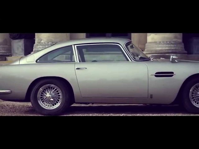 2013 Aston Martin DB5 HD Legendary Commercial James Bond Cars Carjam TV HD Car TV Show 2013