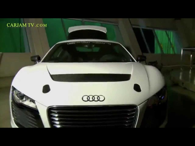 2014 <em>Audi</em> R8 Iron Man 3 HD Making Of Commercial Carjam TV HD 2013 Car TV Show