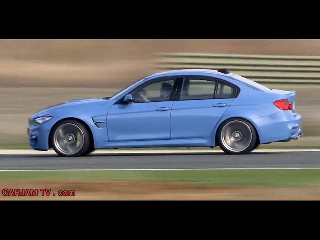 <em>BMW</em> M3 F80 Price $60K 2014 Walk Around HD Driving Review In Detail Commercial 2014 Carjam TV HD