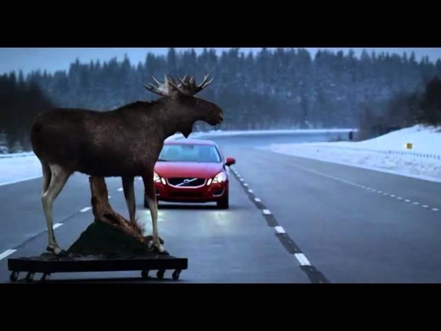 New <em>Volvo</em> S60 Famous Elk Test 2011 -Carjam Radio