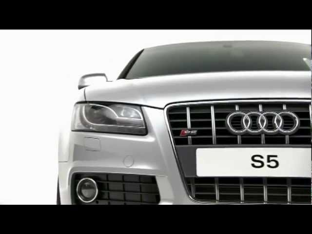 New <em>Audi</em> S5 Sportback 2011 In Detail TV Ad Car Commercial - Carjam TV HD Car TV Show 2013