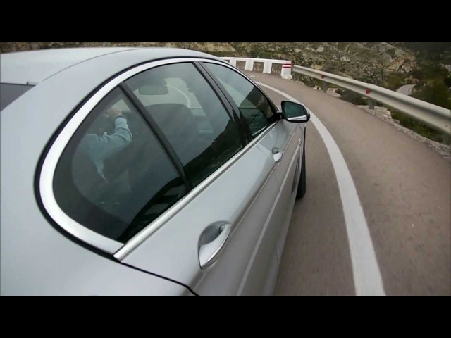 2014 <em>BMW</em> 5 Series Sedan Driving Commercial Carjam TV HD