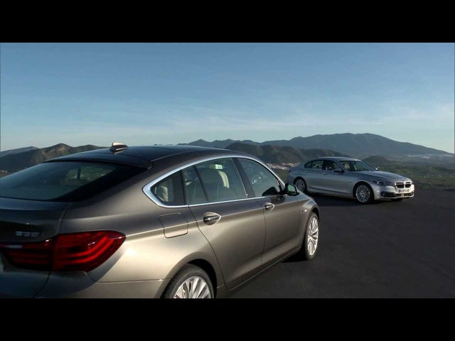 New <em>BMW</em> 5 Series 2014 HD <em>BMW</em> Sedan, Touring + Gran Turismo Commercial Carjam TV HD
