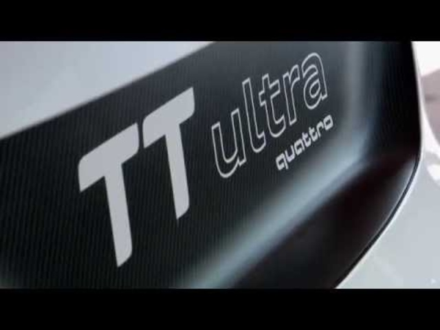 2014 <em>Audi</em> TT ultra quattro In Detail Great Commercial Andre Lotterer Carjam TV HD Car TV Show