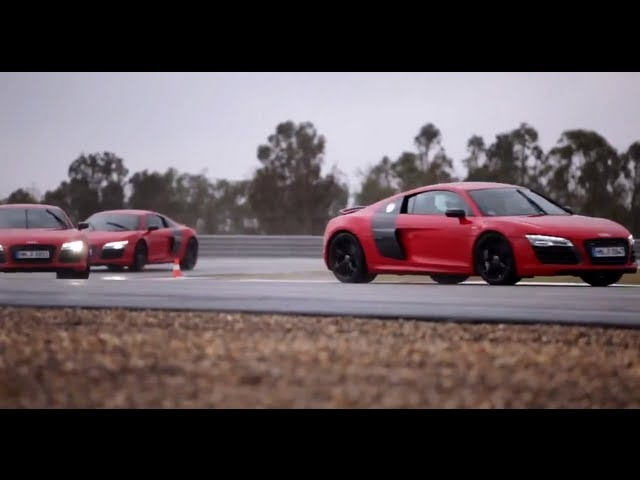 <em>Audi</em> R8 V10 Plus Speed Drivers Day 2013 Commercial Carjam TV Car TV Show HD 2013