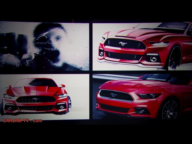 Ford Mustang 2014 HD Design Origins Commercial Price From $22,200 Carjam TV HD Car TV Show