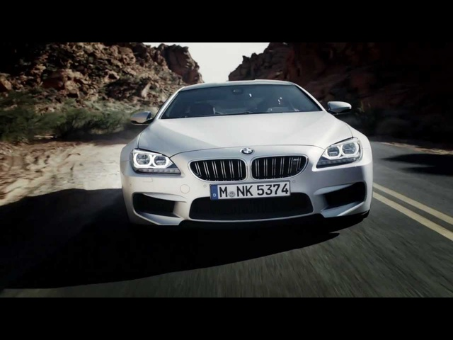 BMW M6 2013 Gran Coupé First Commercial Carjam TV HD Car TV Show 2013