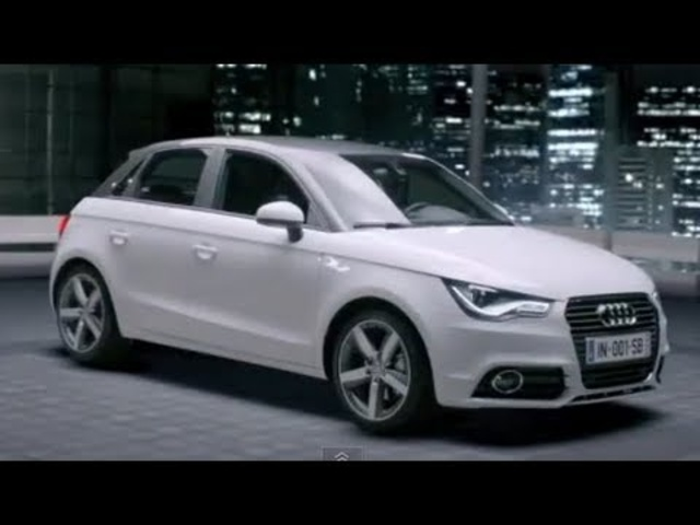 New <em>Audi</em> A1 2013 Sportback MM Commercial Carjam Car TV HD Car TV Show