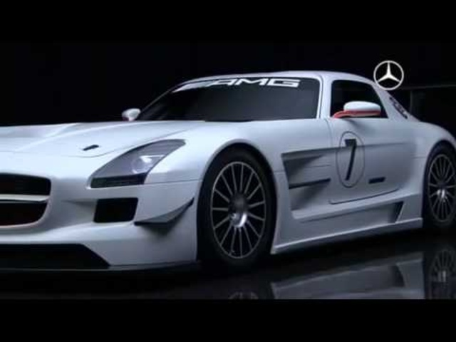 <em>Mercedes</em> SLS AMG GT3 Race Car Commercial 2011 Carjam TV HD 2013 Car TV Show