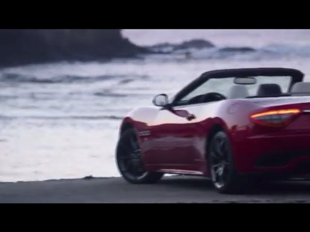 New Maserati GranTurismo MC 2013 Commercial Carjam TV HD Car TV Show
