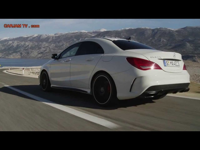 <em>Mercedes</em> CLA 45 AMG HD Race New Commercial 2014 Carjam TV HD Car TV Show