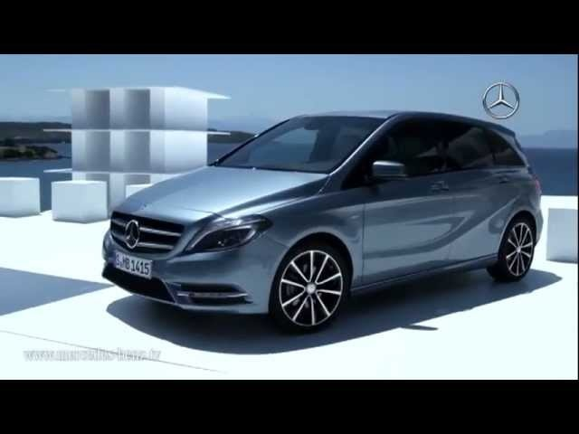 <em>Mercedes</em> B Class 2011 New Commercial 2011 - Carjam Car Radio Show
