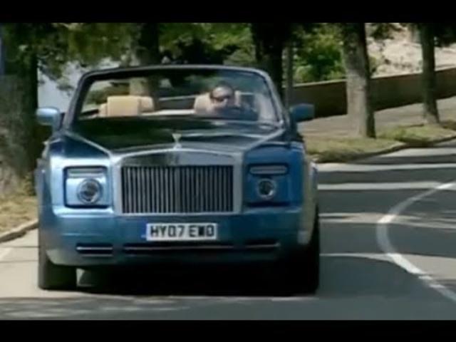 Rolls Royce Phantom Drophead Coupe 2015 Commercial Carjam TV HD Car TV Show