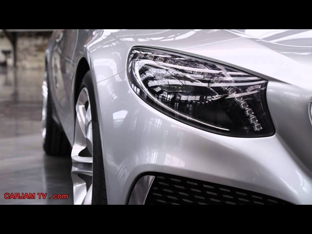 New <em>Mercedes</em> S Class Coupe HD 7 Minutes Exterior In Detail Commercial 2014 Carjam TV HD