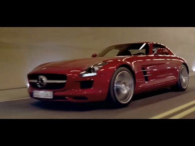 <em>Mercedes</em> SLS AMG 2013 Classic TV Commercial Carjam TV HD Car TV Show