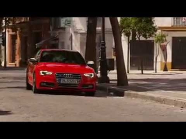 <em>Audi</em> S5 Sportback 2011 Driving Engine Sound In Detail New Commercial - Carjam Car Radio Show