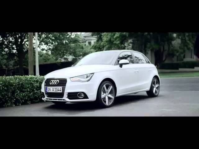 <em>Audi</em> A1 Sportback TV 2012 Funny Commercial - New Carjam Car Radio Show 2012