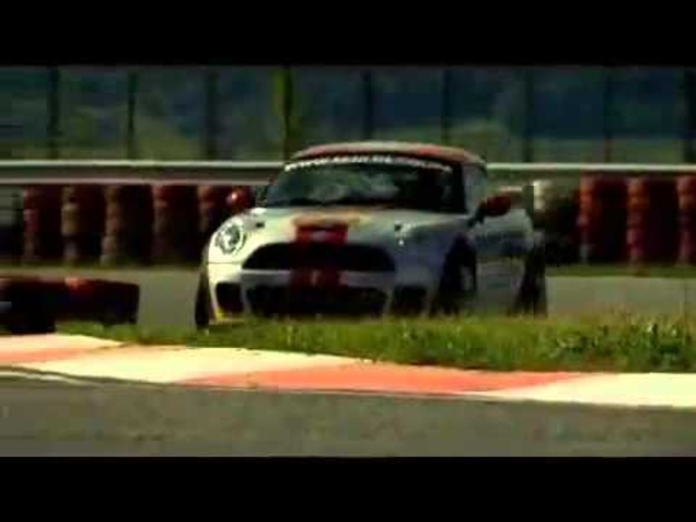 MINI JCW Coupé Race Car Engine Sound On Track Commercial - Carjam Car TV Show HD 2013