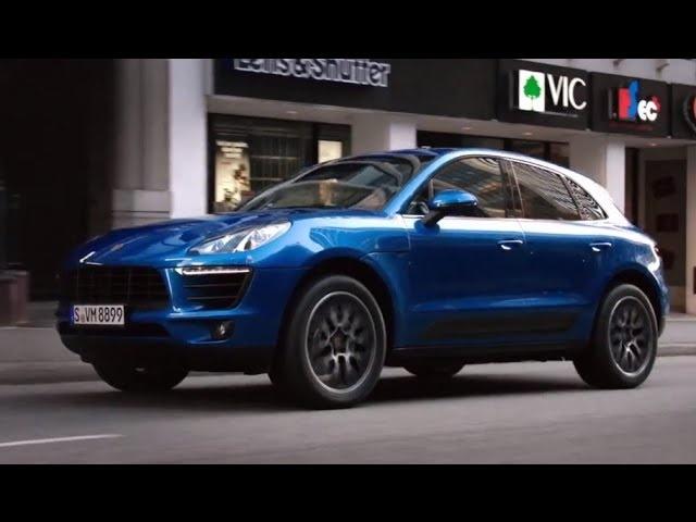 2016 Porsche Macan HD Cool First Commercial Macan S Diesel Macan Turbo Carjam TV 2015