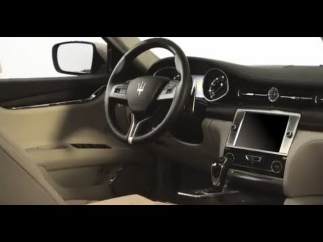 New Maserati Quattroporte 2013 Sexy Car Commercial Carjam TV HD Car TV Show
