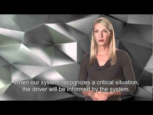 Alexandra Vogt Explains New <em>BMW</em> 2011 Camera-based Protection System - Carjam Car Radio Show