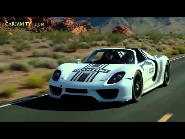 2014 Porsche 918 Spyder $845,000 HD Great Engine Sound Commercial Carjam TV HD
