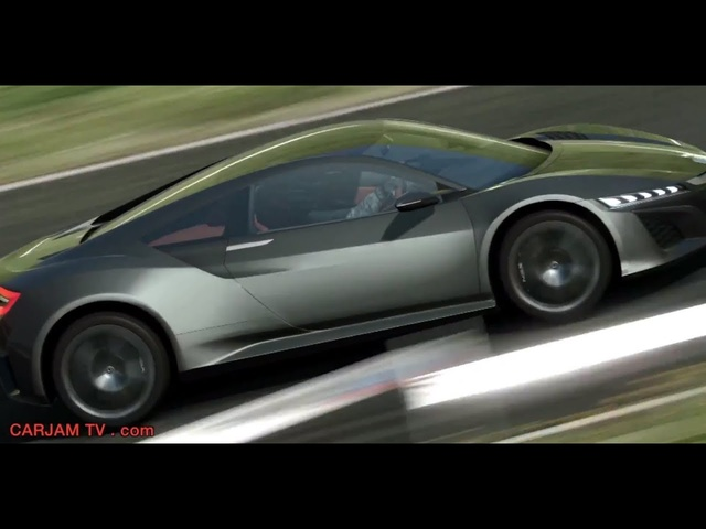 New Honda <em>Acura</em> NSX 2015 F1 Engine USA Made In Detail Commercial HD Honda Hybrid Carjam TV