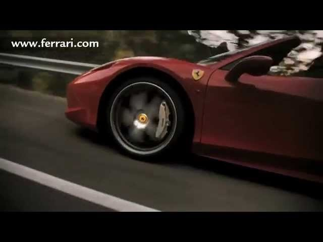 <em>Ferrari</em> 458 Spider Driving Test - Official Commercial 2011 - Carjam TV HD 2014