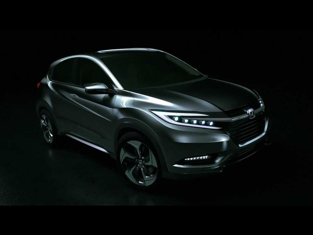 2013 <em>Honda</em> SUV New Model Urban Concept Commercial Carjam TV HD Car TV Show 2013