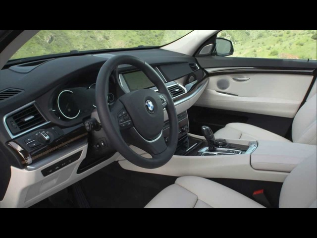 2014 New <em>BMW</em> 5 Series GT HD Gran Turismo Interior Detail Commercial Carjam TV HD