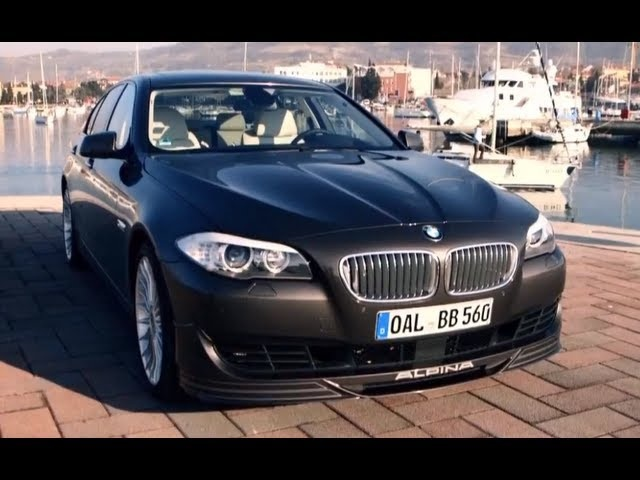 Alpina B5 Biturbo <em>BMW</em> M5 Alpina HD In Detail Commercial Alpina B5 Review Carjam TV HD