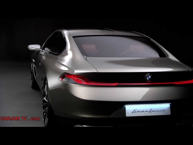 <em>BMW</em> M6 V12 HD <em>BMW</em> Pininfarina Gran Lusso Coupé One Off Concept Commercial Carjam TV HD 2014