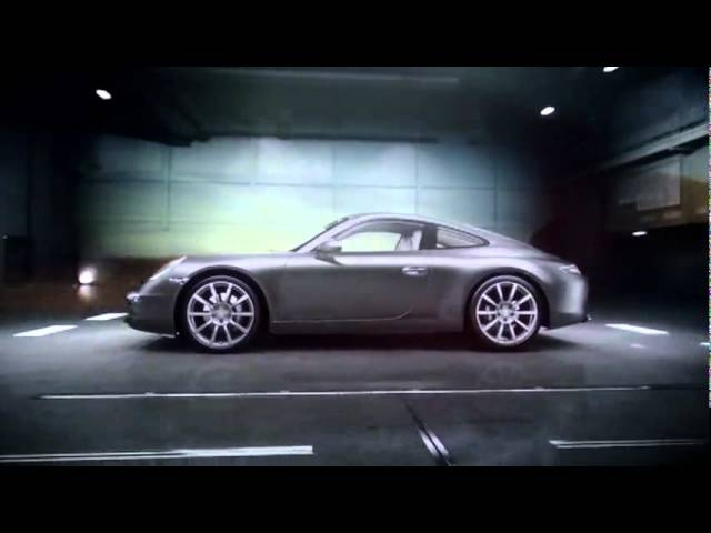 Porsche 911 (991) 2011 German Car Commercial - Carjam Car Radio Show