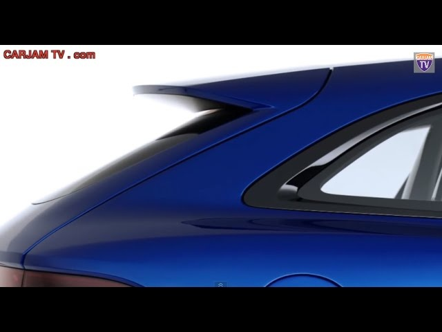 New Jaguar SUV 2016 F Pace Concept Interior + Walk Around Commercial C-X17 Concept Carjam TV HD