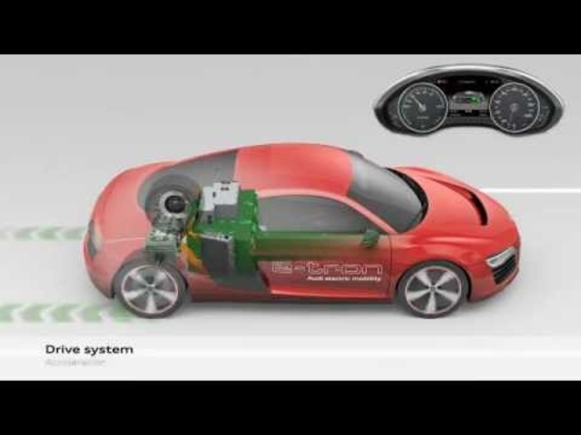 2014 <em>Audi</em> R8 etron How It Works In Detail Commercial Carjam TV HD Car TV Show