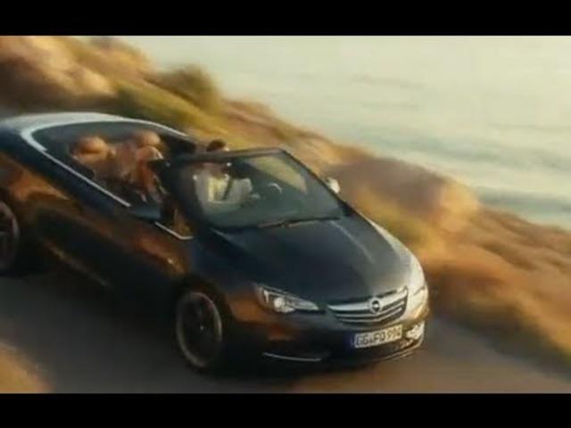<em>Buick</em> Cabrio Opel Cascada 2013 In Detail Commercial Carjam TV HD Car TV Show