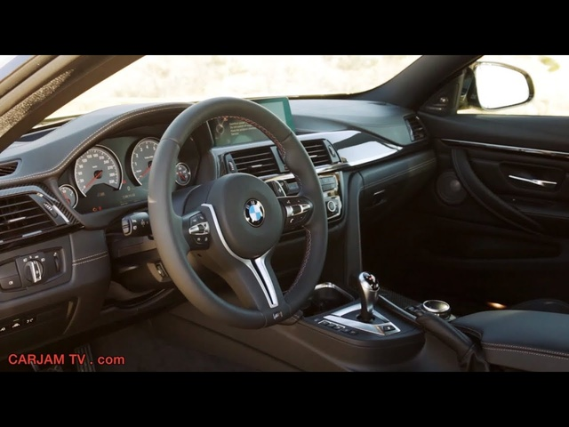 <em>BMW</em> M4 Interior HD New Coupe Commercial 2014 Carjam TV HD <em>BMW</em> M4 Coupe