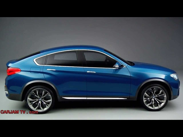 <em>BMW</em> X4 HD 2014 Sports Activity Coupe USA Made First Commercial Carjam TV HD Car Show