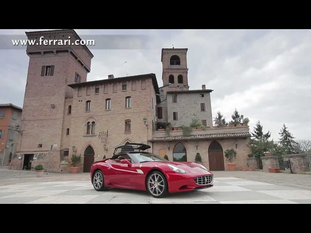 New Ferrari California HS HD Road Test Drive Engine Sound Commercial - Carjam TV HD 2013