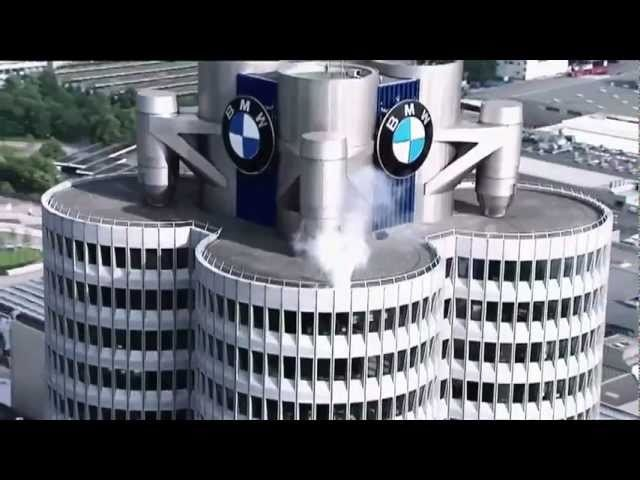 ☆ <em>BMW</em> Stunt Motorbike Riding <em>BMW</em> Tower Chris Pfeiffer - New Carjam Radio 2011