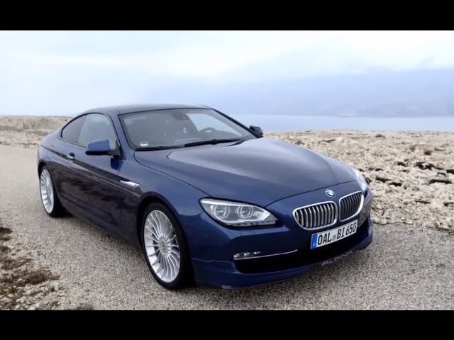 BMW M6 ALPINA B6 BITURBO Sexy Commercial Carjam TV Car TV Show HD 2013