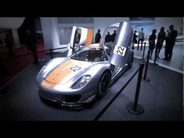 New Porsche Models Geneva Motor Show Carjam Car TV Show 2013