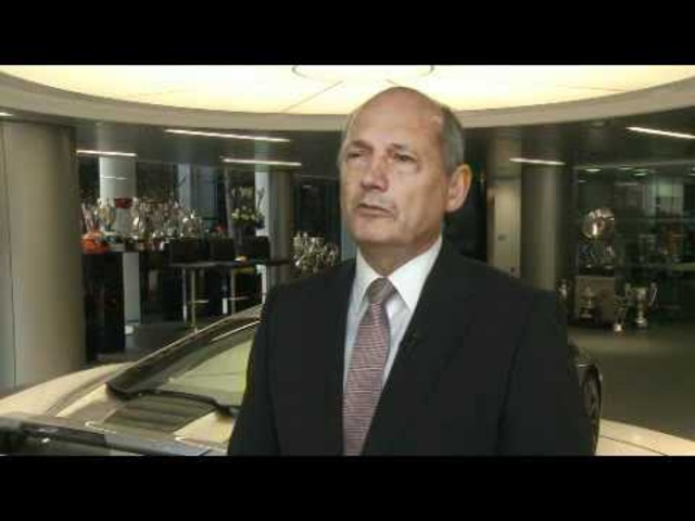 Ron Dennis New <em>McLaren</em> Store London 2011 - Carjam Radio