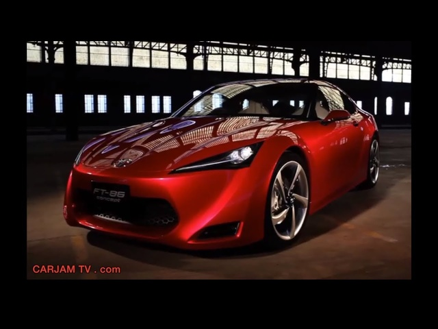 <em>Toyota</em> GT86 HD Origins Tribute Commercial <em>Toyota</em> AE86 2014 Carjam TV HD Car Show