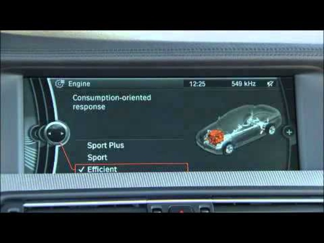 New <em>BMW</em> M5 F10 iDrive Demonstration Commercial - 2013 Carjam TV HD Car TV Show