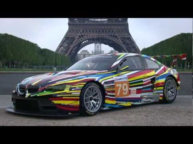 <em>BMW</em> Art Cars + The Artists Who Made Them Documentary CARJAM TV