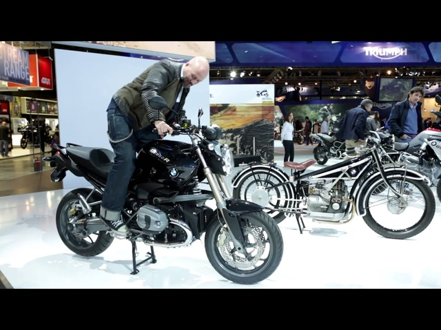 <em>BMW</em> F800 GT + New <em>BMW</em> R1200 GS Motorbike Commercial Milan Highlights Carjam TV Car TV Show HD 2013