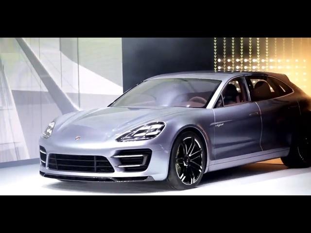 Porsche Panamera 2013 Sport Tourismo Hybrid Commercial Carjam TV HD Car TV Show